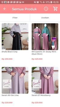 Gamis Bunda Collection screenshot 2