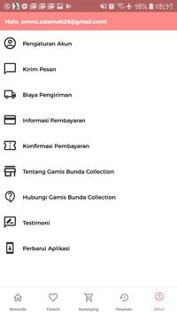 Gamis Bunda Collection screenshot 4