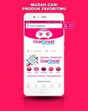 GasSmart - Shopping Center screenshot 2