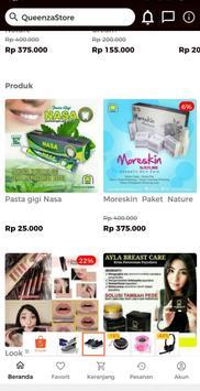 QueenzaStore screenshot 2