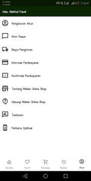 MOS - Mahier Online Shop screenshot 4
