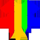 Kaos Polos Reaktif icon