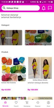 Kebaya Olshop screenshot 1