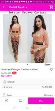 Kebaya Olshop screenshot 3