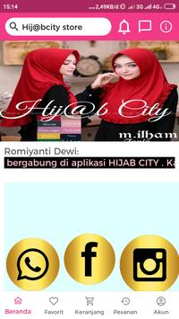 HijabCity Store poster