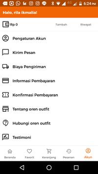 Oren outfit screenshot 1