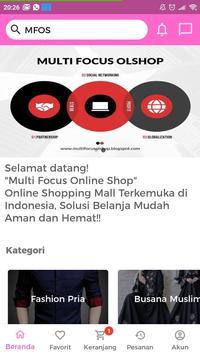 MFOS   Online Shop Terpercaya screenshot 3