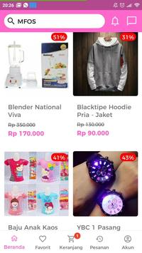 MFOS   Online Shop Terpercaya screenshot 1