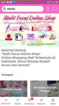 MFOS   Online Shop Terpercaya screenshot 2