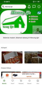 Warung Ijjo screenshot 2