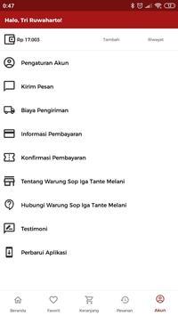 Warung Sop Iga Tante Melani screenshot 6