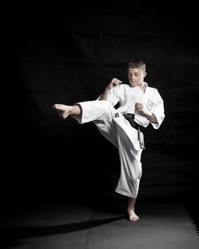 """Sando R3 """" Karate,Sosial ,Pengembangan & Senam"""" poster"""