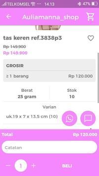 Auliamanna_Shop screenshot 3
