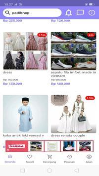 Padil Shop screenshot 3