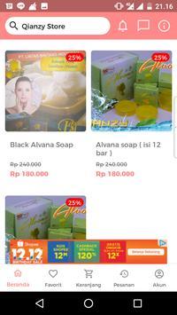 Qianzy Store screenshot 3