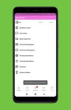 Radinal Store   Belanja Online Aman & Berkualitas screenshot 6
