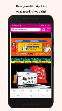 Toko Online Travel screenshot 2