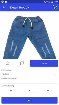 NengYayu_TheBlueJeans.id screenshot 3