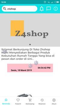 Z4shop poster