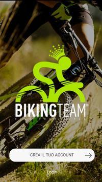 Biking Team poster