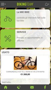 Biking Team screenshot 2