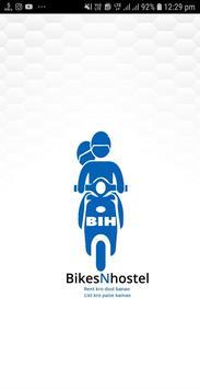 BikeNHostel poster
