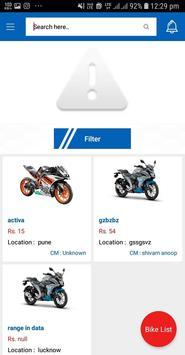 BikeNHostel screenshot 1
