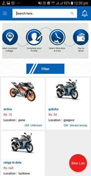 BikeNHostel screenshot 3
