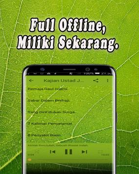 Ceramah Ust Jefri MP3 Offline screenshot 3