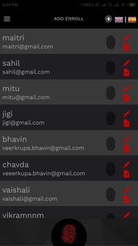 Biometric Analyzer screenshot 6
