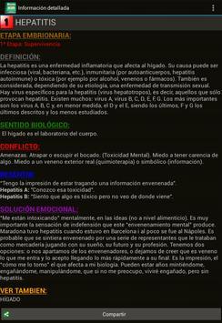 Diccionario Bio-Emocional capture d'écran 2