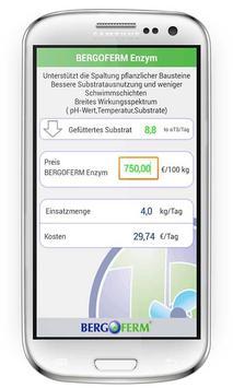 BERGOFERM Rechner screenshot 3
