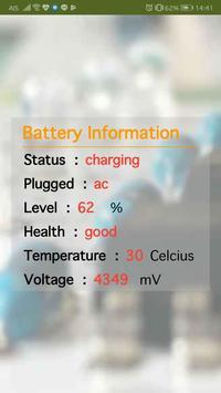 battery info poster