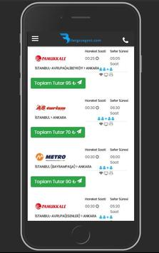 Otobüs ve Uçak Bileti - BiletGezegeni screenshot 8