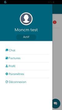 MonCM screenshot 1