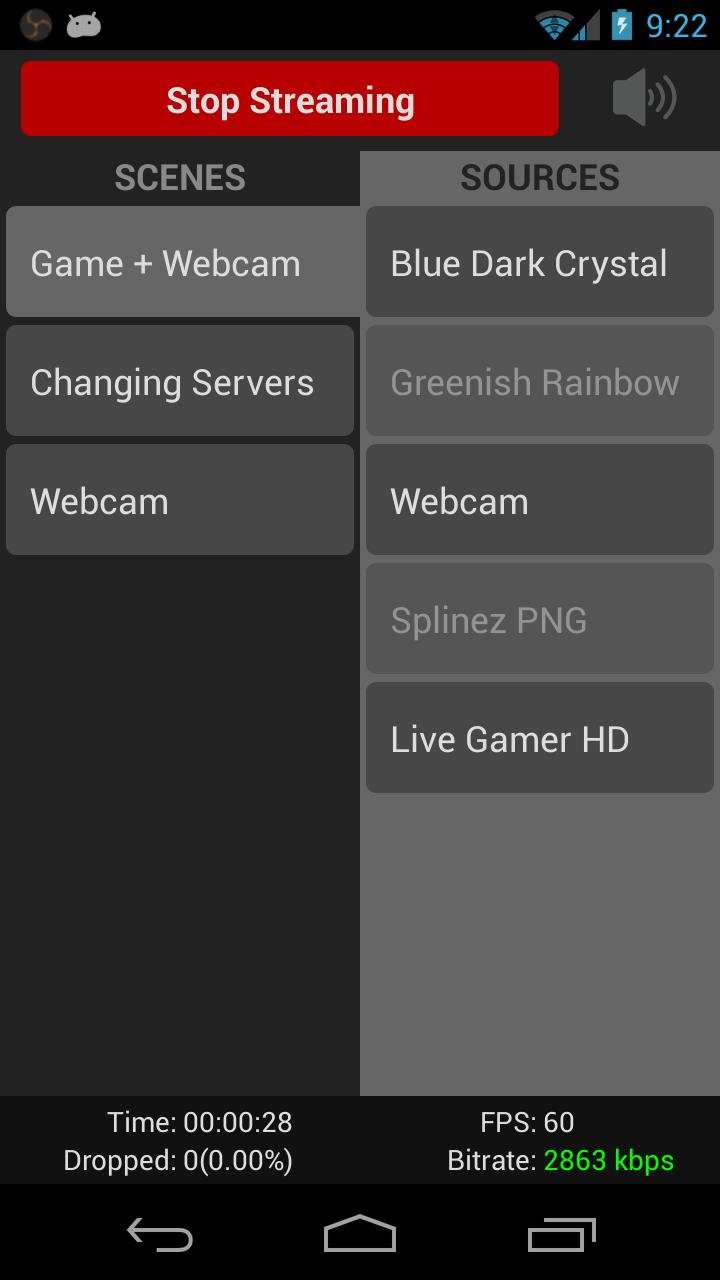 OBS Remote for Android - APK Download