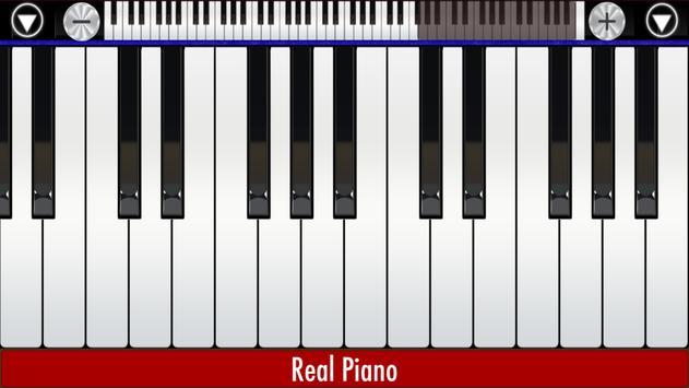 Real Piano स्क्रीनशॉट 2