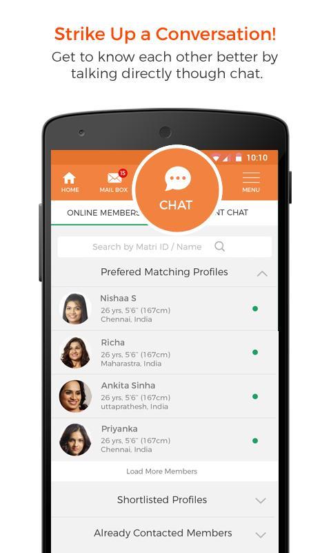 Billava Matrimony App - A KannadaMatrimony Group for Android