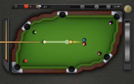 Pooking - Billiards City capture d'écran 12