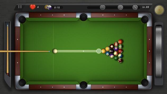 Pooking - Billiards City capture d'écran 1