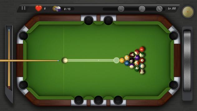 Pooking - Billiards City capture d'écran 2