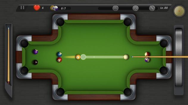 Pooking - Billiards City capture d'écran 3