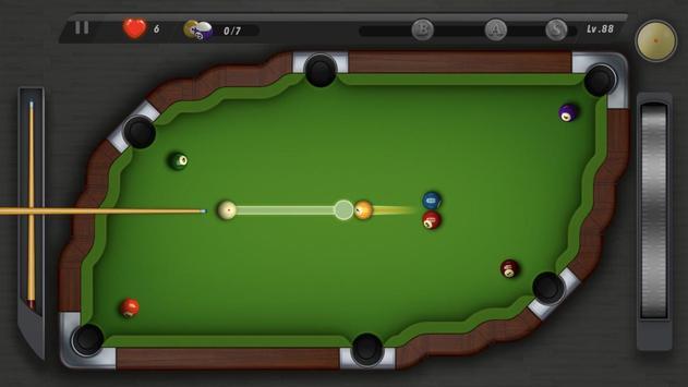 Pooking - Billiards City capture d'écran 4