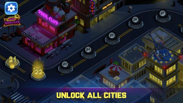 Pooking - Billiards City capture d'écran 5