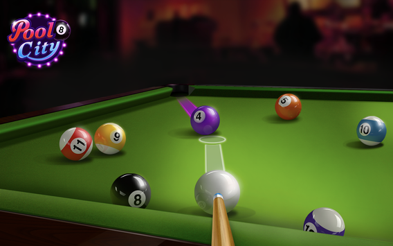 Pooking - Billiards City screenshot 8