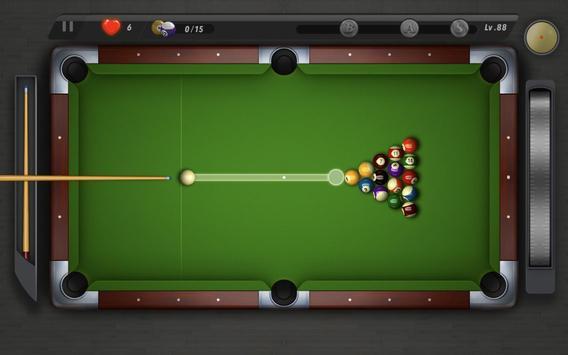 Pooking - Billiards City capture d'écran 9