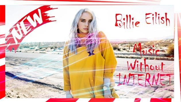 Songs Billie Eilish - Offline poster
