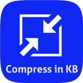 Photo Compressor in KB and MB icon
