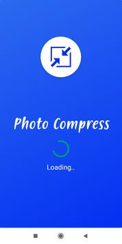 Photo Compressor in KB and MB poster