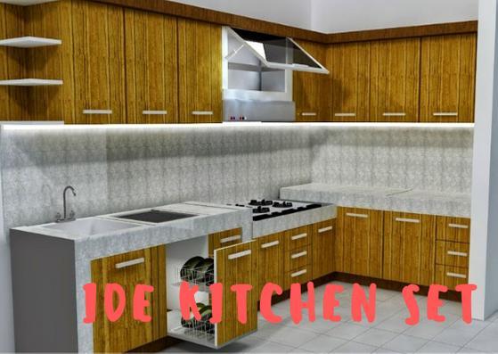 Ide Wallpaper Kitchen Set For Android Apk Download